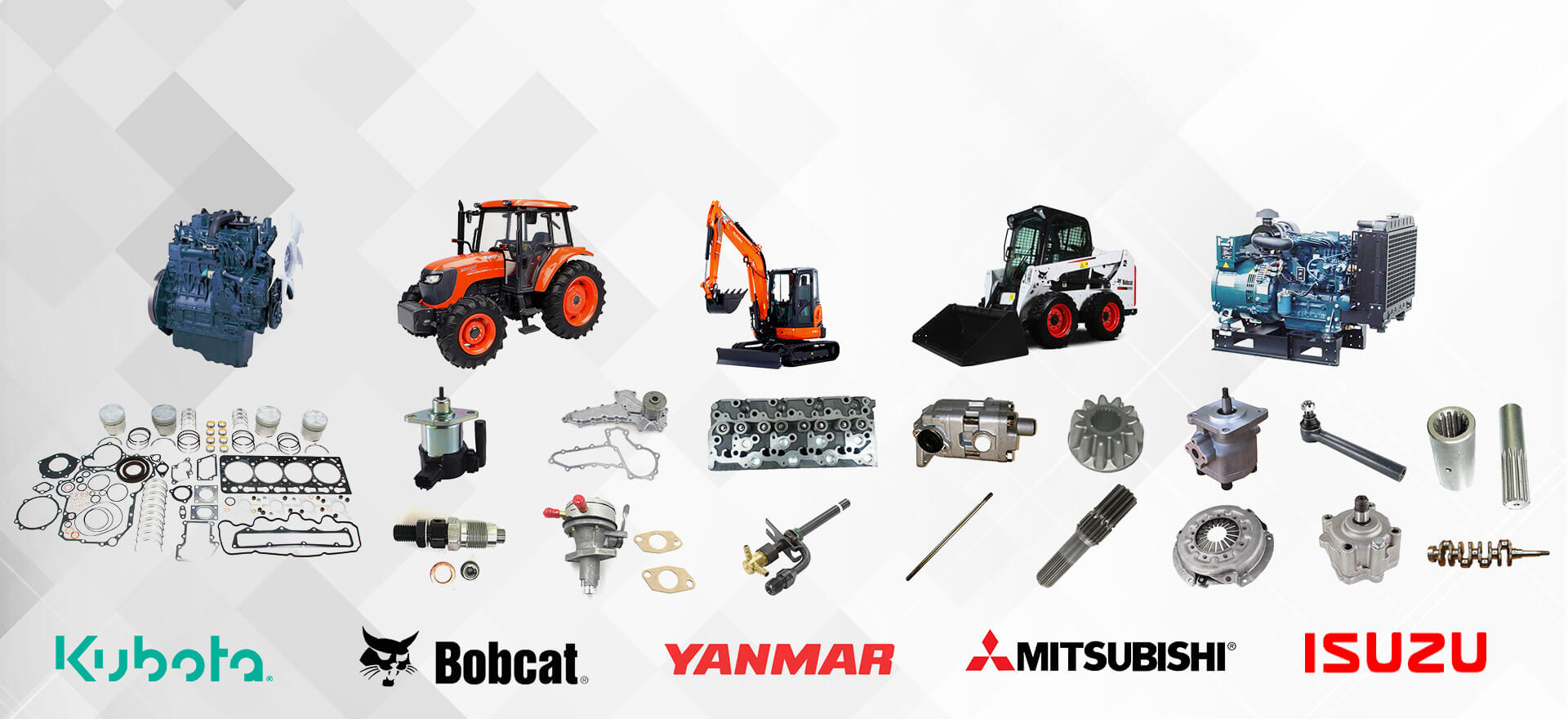 Top Agriculture Spare Parts