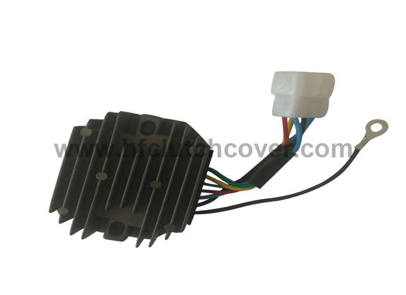 121522-77790, 121450-77710, 121450-77790 Voltage Rregulator Rectifier for yanmar