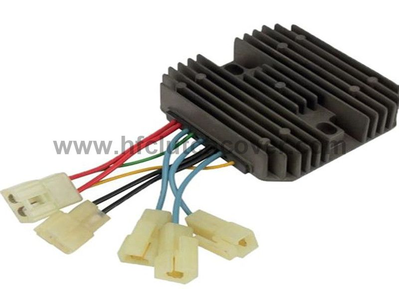 119000-77711 voltage regulator rectifier for Yanmar