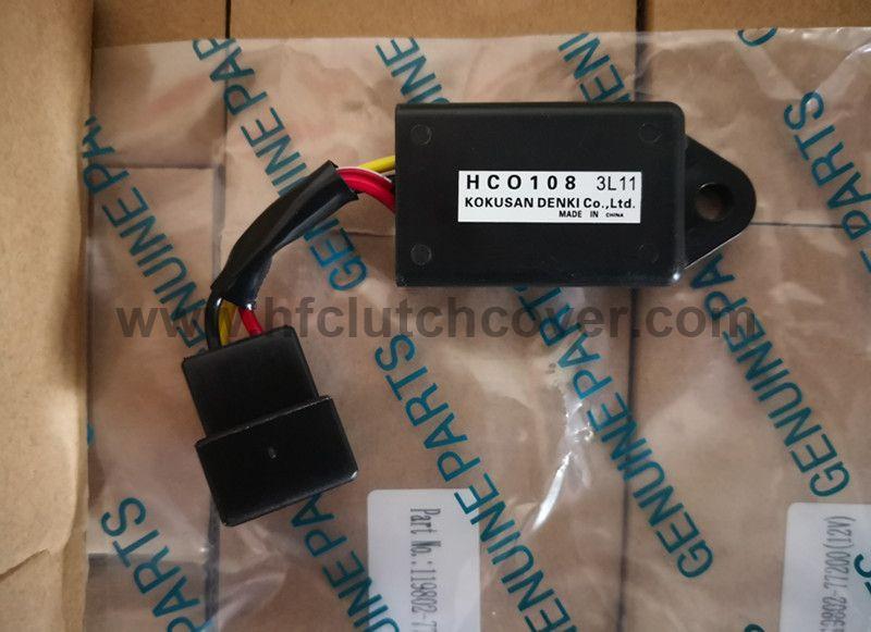 Glow Plug Timer YM128300-77920 128300-77920 for Yanmar