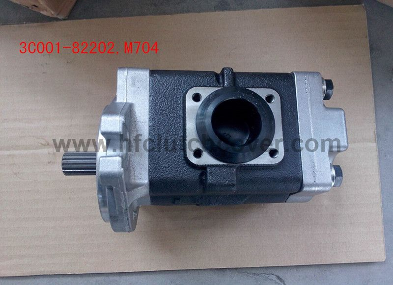 3C001-82202 hydraulic pump for M7040 kubota tractor