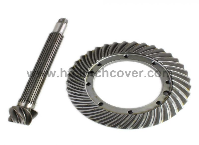 Ring and  Pinion Gear Assembly for Kubota TC220-99340