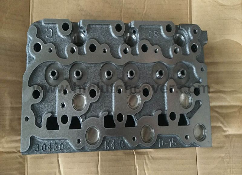 16444-03045, 1A033-03043 D1703 kubota engine cylinder head