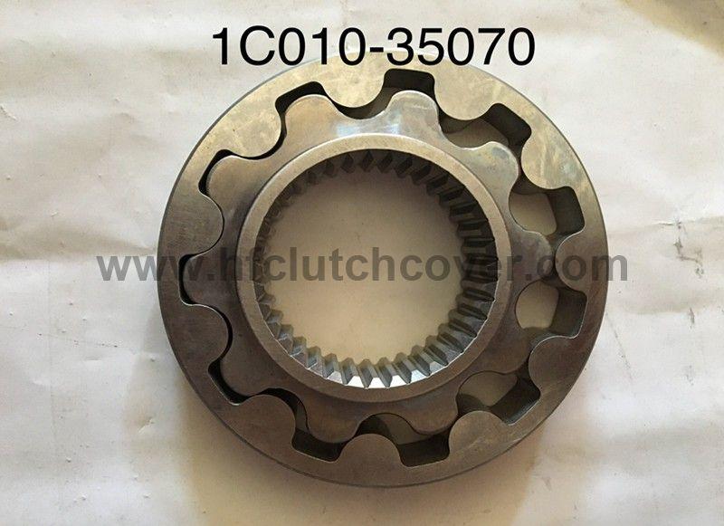 1C010-35070 Oil pump for kubota V3300 V3800 engine M9540  tractor