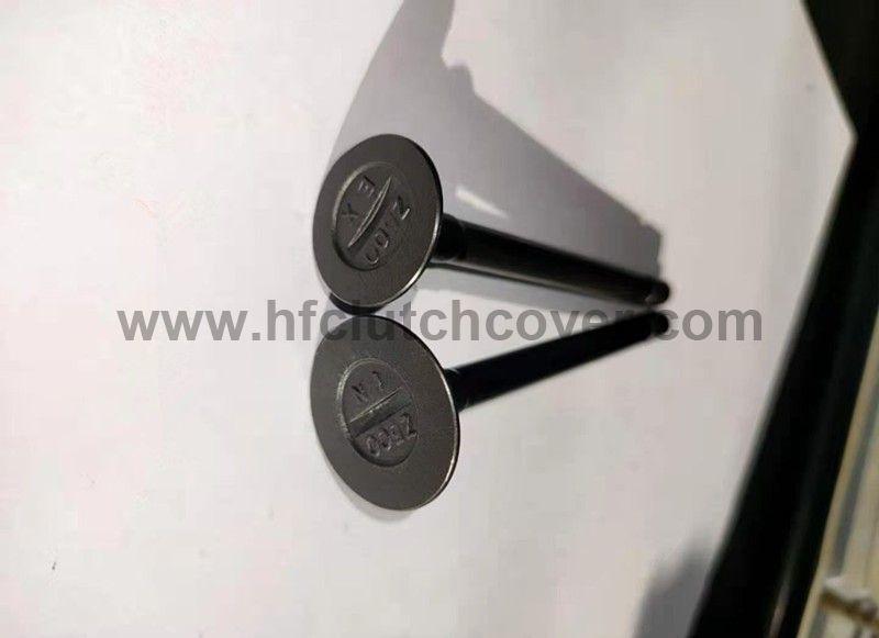 intel valve and exhaust valve for kubota D750 engine