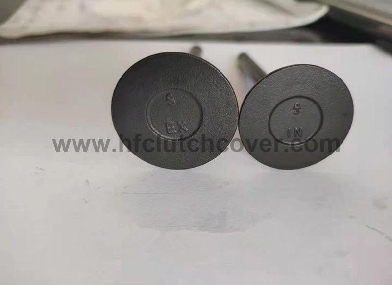 KUBOTA V3300 intel valve 1C010-13110 V3300 exhaust valve 1C010-13120